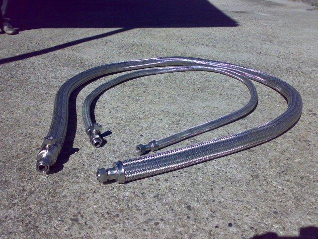 Tubi flessibili metallici in acciaio inox